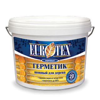 Шовный герметик для дерева Eurotex (25 кг)