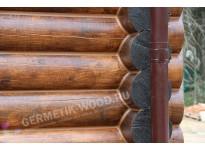 Герметизация и утепление сруба дома