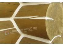 Проект по заделке трещин, щелей сруба